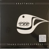 TRANS-EUROPA EXPRESS (CLEAR VINYL) / GB